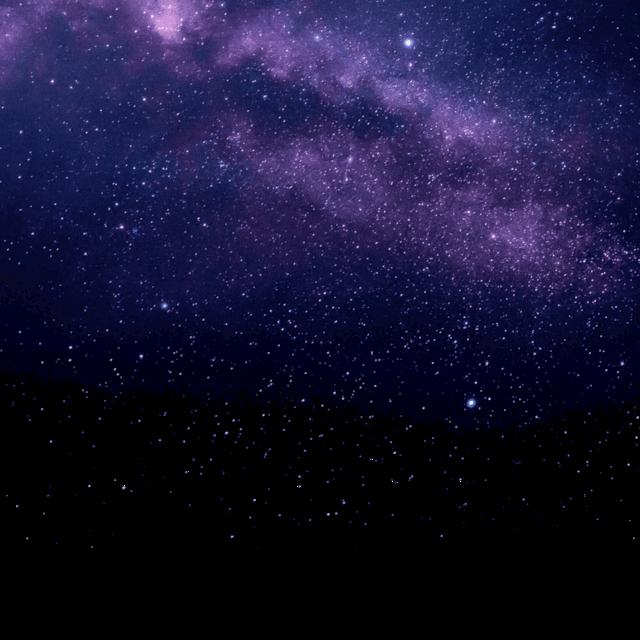 #ftestickers #sky #space #stars #galaxy #purple