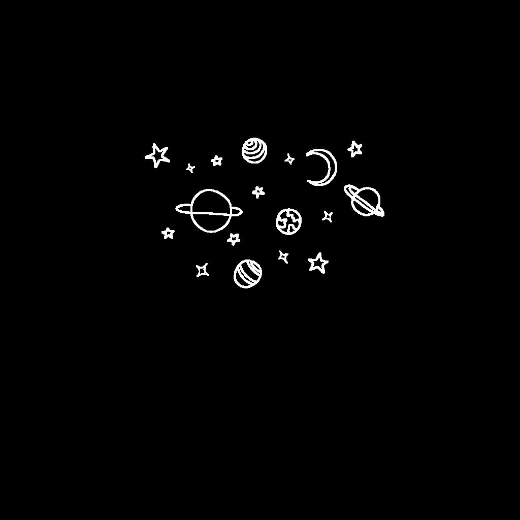 Stars Planets Universe Stars Sketch Universe Univers