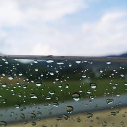 freetoedit raindrops rain window myview