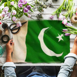 freetoedit remixit flag pakistan