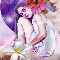 freetoedit love_yourself surrealism srcgalaxycircle galaxycircle