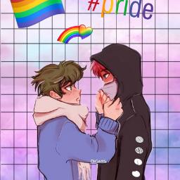 gay gaypride lgbt pride loveislove freetoedit