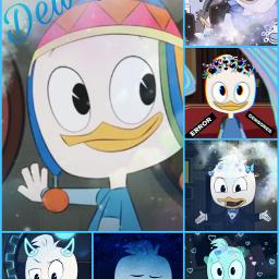 freetoedit dewey ducktales утиныеистории ducktales2017