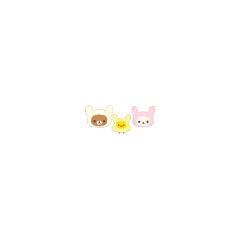 soft duck baby rilakkuma sticker freetoedit