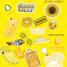 freetoedit aesthetic vsco yellow background