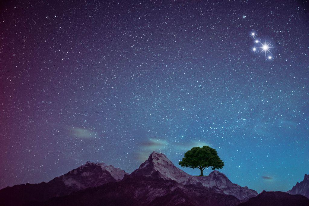 #freetoedit #nature #night #stars