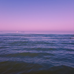 freetoedit sea beach purple sky
