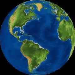 world earth planet globe map freetoedit