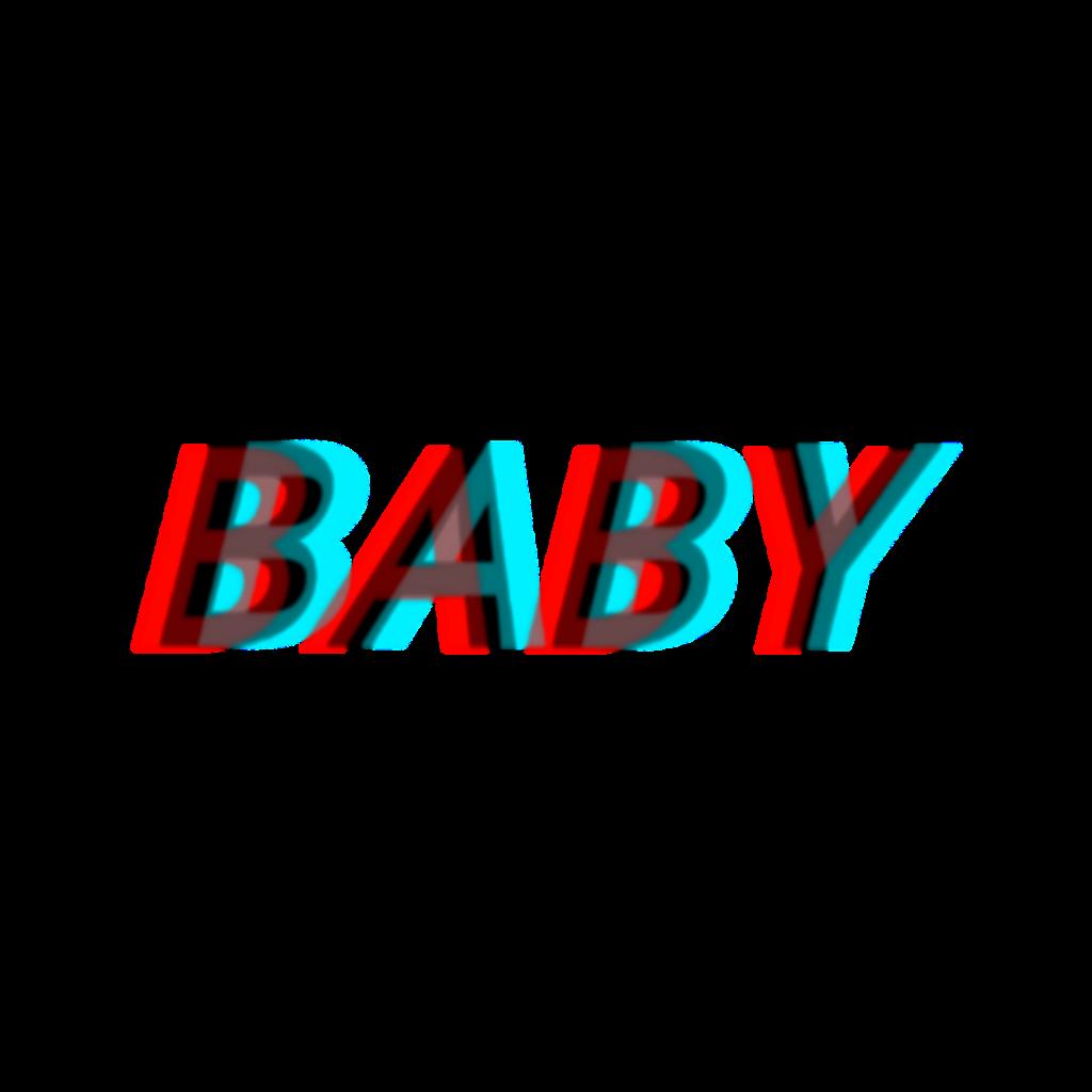 #aesthetic #sticker #aestheticsticker #glitch #glitchsticker #baby