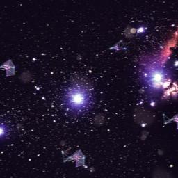 freetoedit galaxy geometricbrush