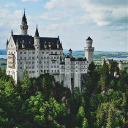 freetoedit castle neuschwanstein germany fairycastle