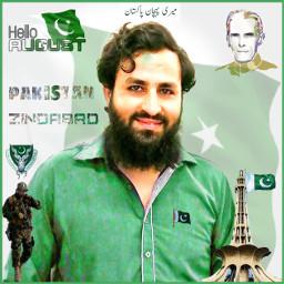 pakistanindependenceday pakistan 14august freetoedit