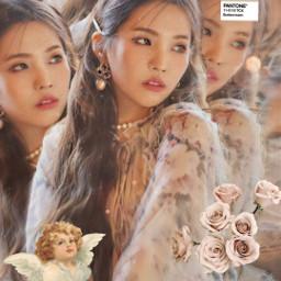 kpop gidle kpopedit gidlesoyeon soyeon
