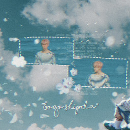 freetoedit springdayjimin btsedit jimin edit ecintheclouds