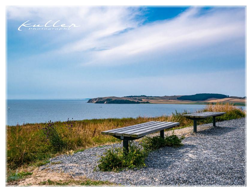What a View!   #landscape #nature #bench #balticsea #ostsee #küste  #freetoedit