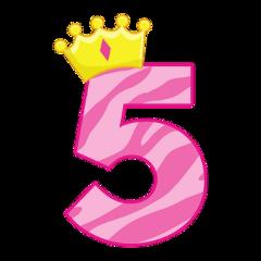 number numbers number5 freetoedit
