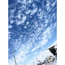 freetoedit cielos cieloazul nubes nubeshermosas