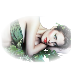 ftestickers woman portrait model lyingdown freetoedit