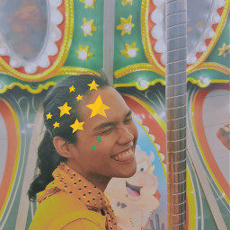 carousel carrousel happy joy freetoedit
