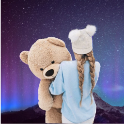 becreative teambeki❤ bernard bekigang polarlights freetoedit