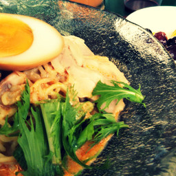 yummy cuisine noodles lunch