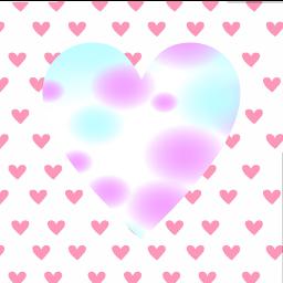 freetoedit pinkhearts pinkheart white background