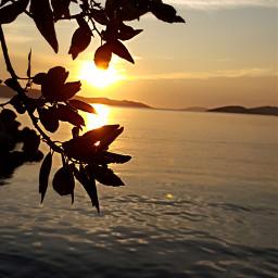 freetoedit photography sunset summer croatia