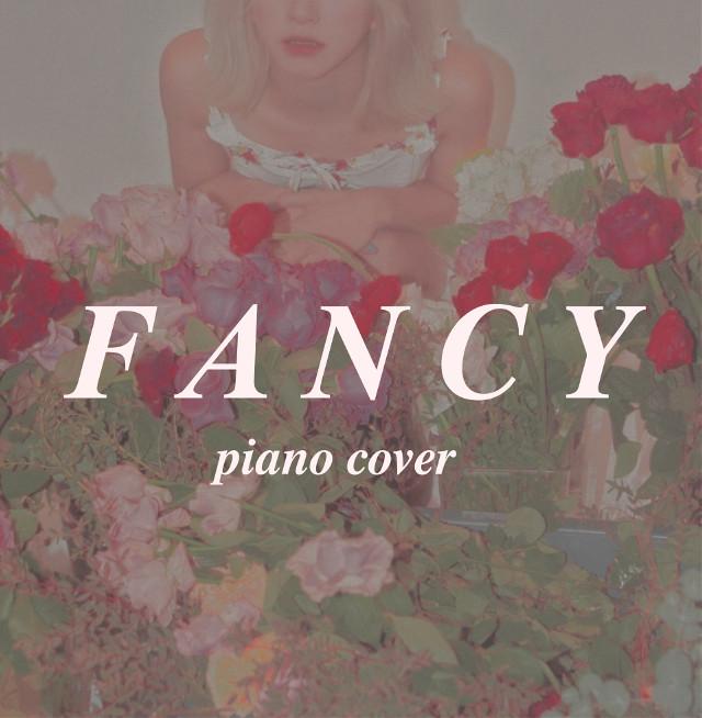 Twice 'Fancy' piano cover - album cover #twice