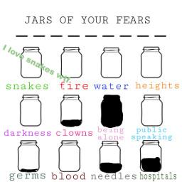 freetoedit personality jars fears nofears