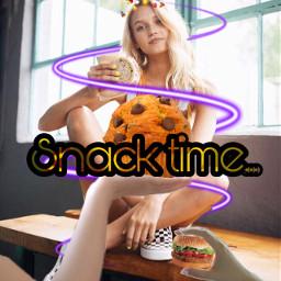 وقت_اسنک snack_time freetoedit ircsnacktime snacktime