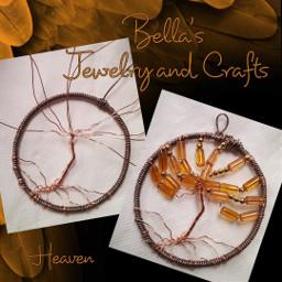 treeoflife pendant jewelry jewelrymaking joyeria