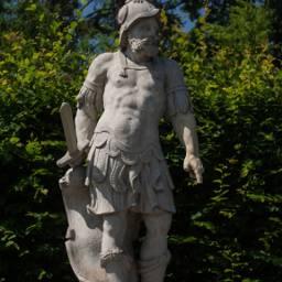 freetoedit mars roman god_of_war statue