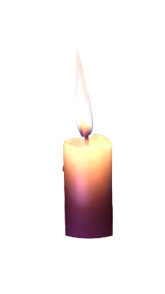 candle flame light night real freetoedit