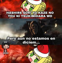 padoru fate avengers memes