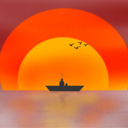 sunset dcfishingweek fishingweek
