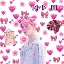 pink kpop freetoedit