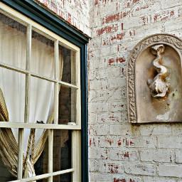 stilllife streetphotography streetscene window curtains