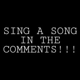 singasong comment bored