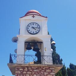 freetoedit clocktower clock building sky