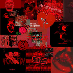 freetoedit aesthetic aestheticgrunge red aestheticred