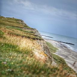 freetoedit beach sky sea water