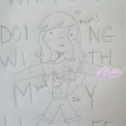 doodle doodleart randomart whatamidoingwithmylife