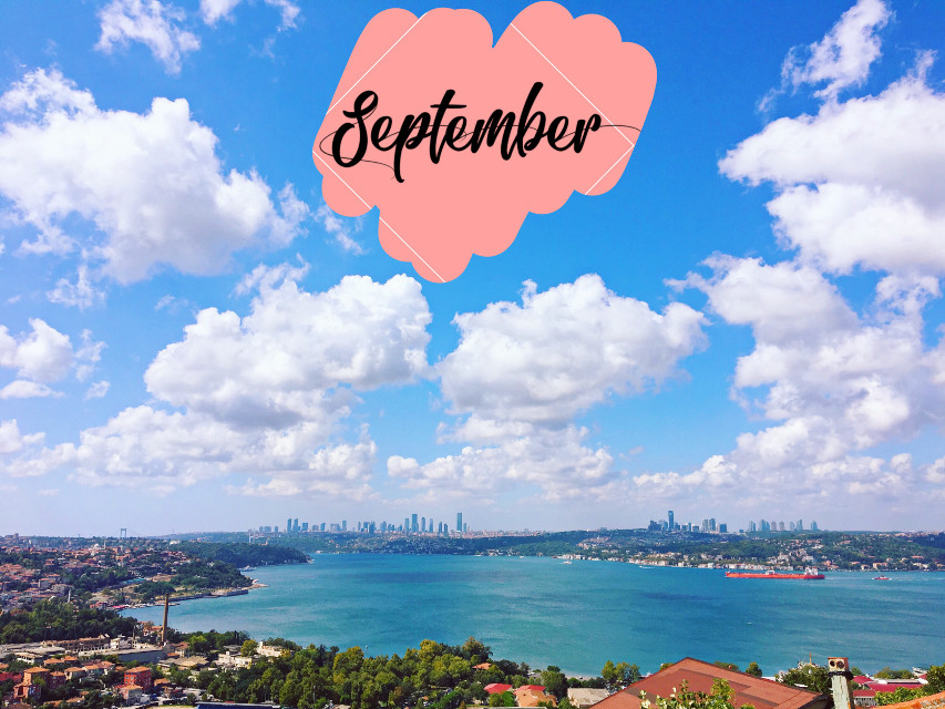 #septembermorning