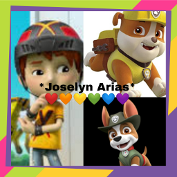 pawpatrol daringdannyx rubble tracker besties