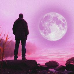 freetoedit hueeffect adjusttools noiseeffect moon srcfullmoon