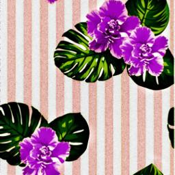 freetoedit stripes glitter flowers
