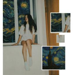 freetoedit искусство вангог андеграунд окно