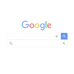 google googlesearch search white green freetoedit
