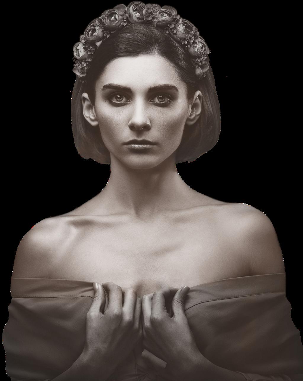 #woman #beauty #aesthetic #portrait #monochrome #madewithpicsart #cutouttool #beautytools