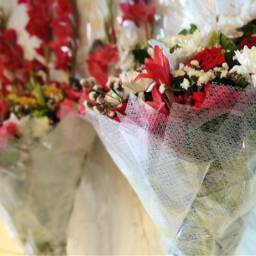 love flowers bouquet nature